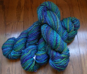 More Violets Roving