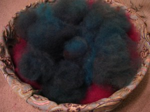 The Hand-Carded Fiber