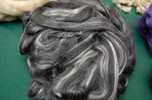 Wool Silk Blend