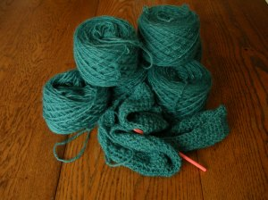 The Finished Yarn!