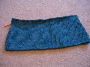 Sweater Beginning