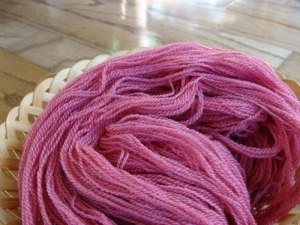 Cranberry Laceweight